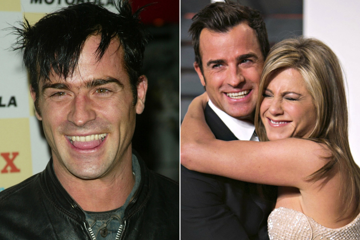 Justin Theroux 44th birthday timeline